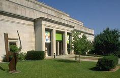 Spenser Museum of Art Lawrence, KS near Kansas City.