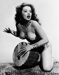 Blaze Starr, burlesque star of the 1950s