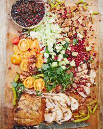 Posh pork kebabs | Jamie Oliver | Food | Jamie Oliver (UK)