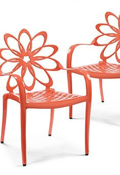 Dahlia Set of Dining Chairs.