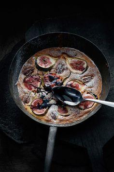 Pecan Fig Torta