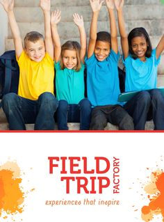 Deal Alert: Who wants to go on a free field trip? WE DO! Check out Field Trip Factory and see what free programs are   in your area!