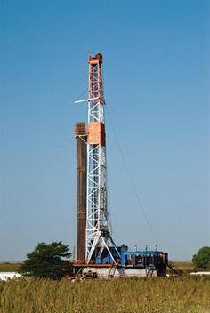 Texas Oil Rig x