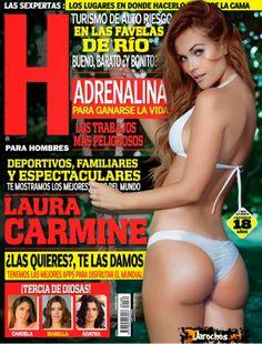 Laura Carmine Revista H Mayo 2014 [PDF Digital] | FamosasMex