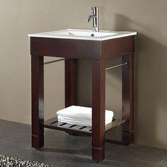 "24"" Loft Vanity Cabinet"