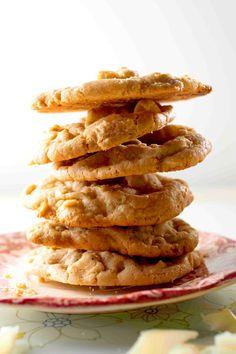 White Chocolate-Macadamia Nut Cookies Recipe - Saveur.com