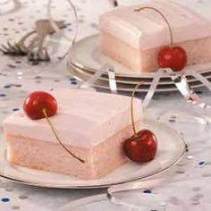 Black Cherry Cake Recipe from Taste of Home