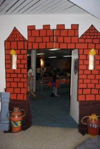 Armor of God - entrance