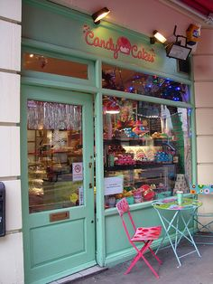 Candy Cakes | Covent Garden, London