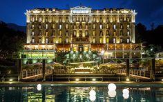 Grand Hotel Tremezzo: luxury 5 star hotel