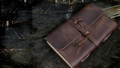 Home for Handmade Leather Journals – Rogue Journals NEED!