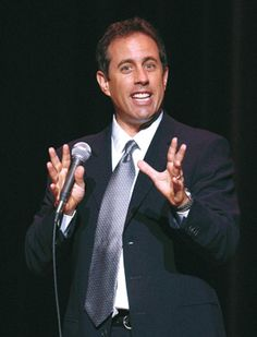 #Charity: Bid 2 Meet @JerrySeinfeld & get 2 tickets to an upcoming show #comediansincarsgettingcoffee