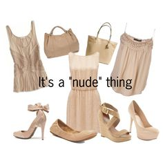 nude, style, thing
