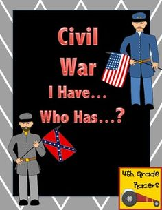 Civil War: I Have Who Has
