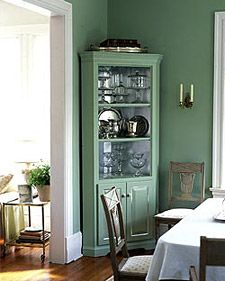 How to Create An Eye-Catching Silver Leaf Cabinet