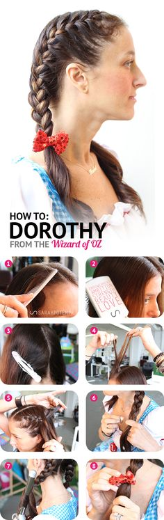 How To: Dorothy from The Wizard of Oz