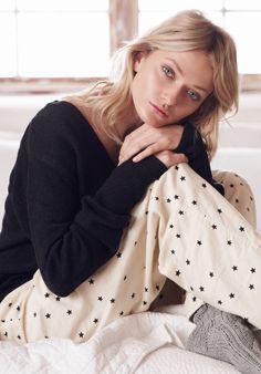 Small Stars Pyjama Trousers | Pyjamas, Nightwear | hush | hush-uk.com