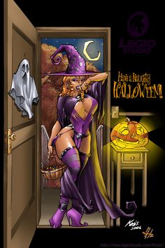 Halloween by ~legiostudio on deviantART