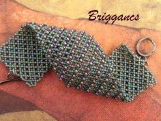 Embellished netting