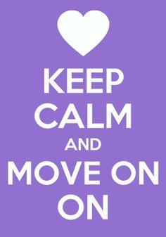 Move on on