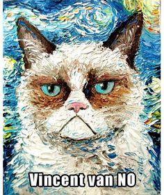 Grumpy Vincent