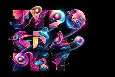 Typography by Rik Oostenbroek
