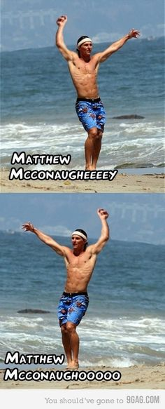 thoughts, matthew mcconaughey, funny pictures, funni, hilari, humor, hip hop, laughter, thing