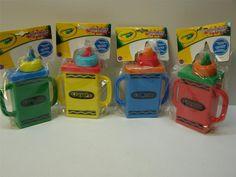 Crayola juice box holders/covers