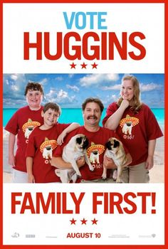 Marty Huggins played by Zach Galifianakis in The Campaign. 08.10.12 #thecampaign #zachgalifianakis