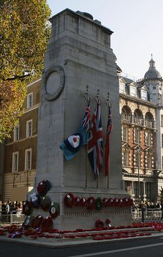 Cenotaph. Remembrance day