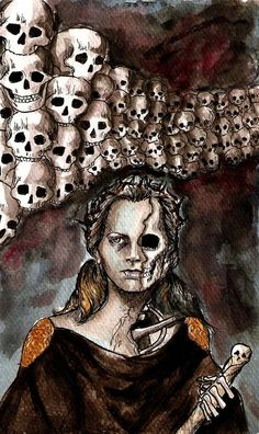 The Norse Goddess Hel