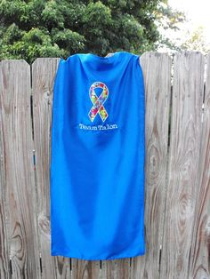 Capes for awareness walks and showing support for your cause. www.etsy.com/...