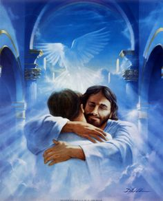 """Home at Last ........ """"One Day"""" I will See My Loving Savior ....... Oh What a Day That Will Be ❤"""