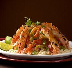 camarones a la plancha (sauteed shrimp) #manuels