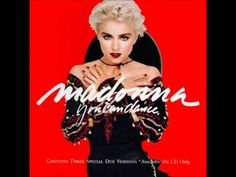 MADONNA - You Can Dance (Full Album) [1987]