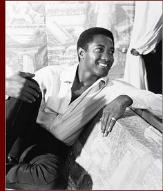 Sam Cooke. Love his music!