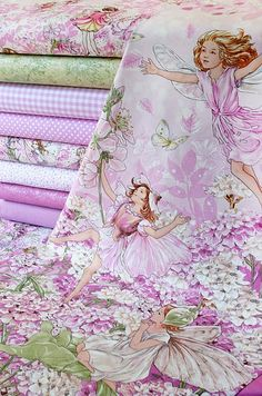 Petal flower fairy collection
