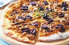 Basic pizza dough - Matt Preston