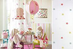 Those colours... Just incredible!!!! kids room design, decor girls room, butterflies, decorating ideas, decoración infantil, kid rooms, playroom, blog, girl rooms