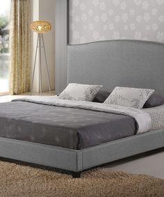 Gray Aisling Platform Bed - I want!!