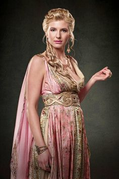 Costume from Spartacus