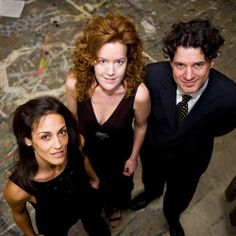 Find music by LINCOLN TRIO in our catalog: http://highlandpark.bibliocommons.com/search?q=%22Lincoln+Trio%22&search_category=author&t=author&formats=MUSIC_CD ravinia 2014, find music, lincoln trio