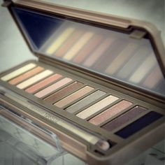 Positively pigmented: With 12 eyeshadows to choose from, the Naked2 palette from Urban Decay lives up to hype. Have you tried it yet?