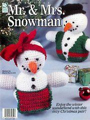 Mr. & Mrs. Snowman - Electronic Download