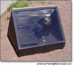 how to make a solar oven - Google Search