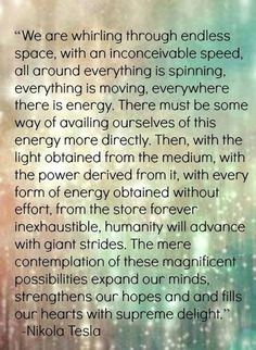 Nikola Tesla :)