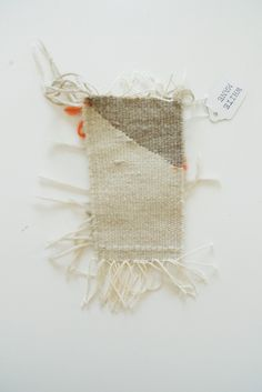 anna slezak - weaving