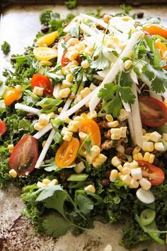Kale Taco Salad by Heather Christo, via Flickr