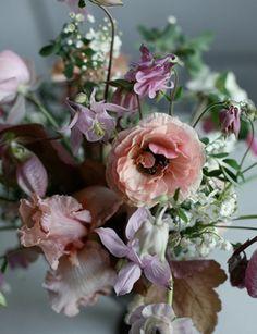 Amy Merrick bouquet: #bouquet #purple: http://www.amymerrick.com/
