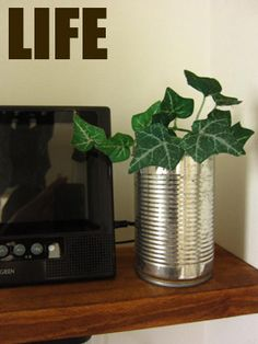 cans to hide cords